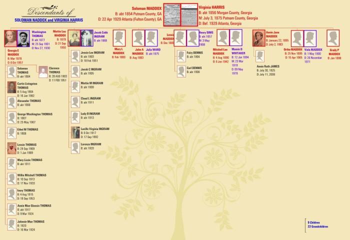 SOLOMON MADDOX - TREE 06-05-2017